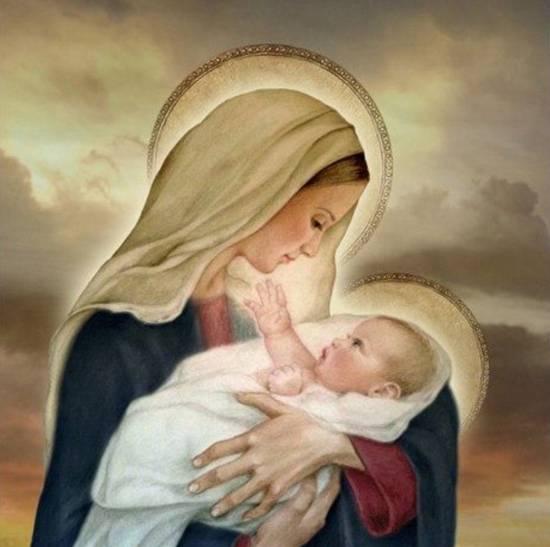 Pin By Bonnie Bell On I Am Catholic Mary And Jesus Mother