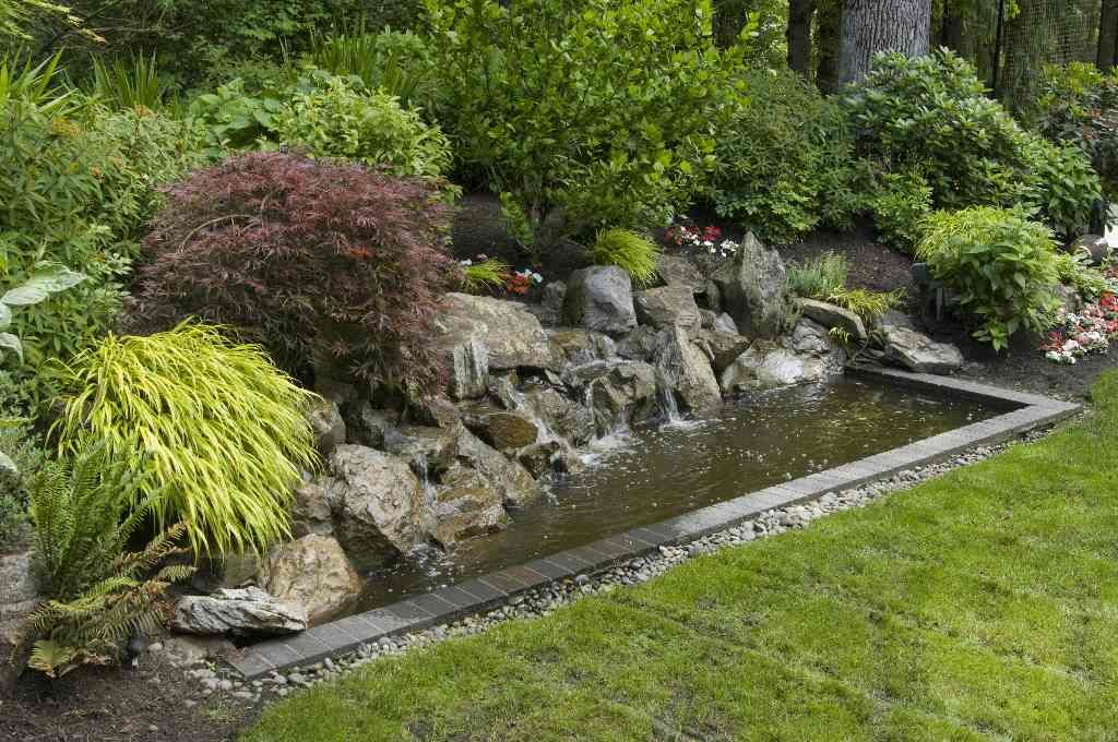 Gartenteich selber bauen Wasserfall Pinterest Pond, Water - wasserfall selber bauen
