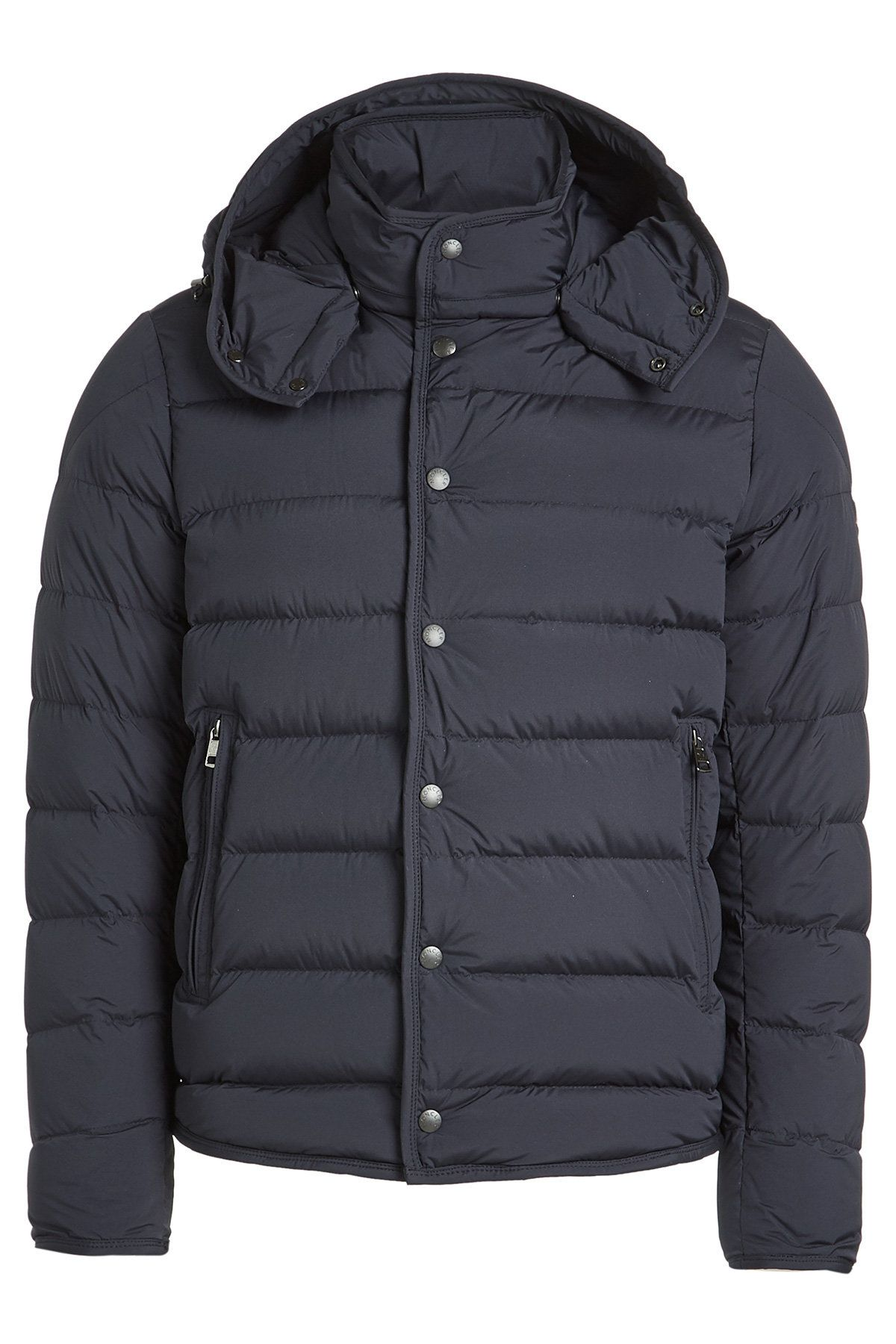 MONCLER Moncler Quilted Down Jacket with Hood. moncler
