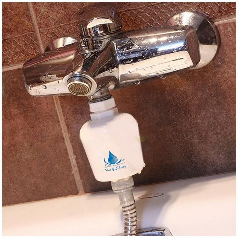 New Kitchen Water Tap Clean Softener Remove Home Shower Faucet ...