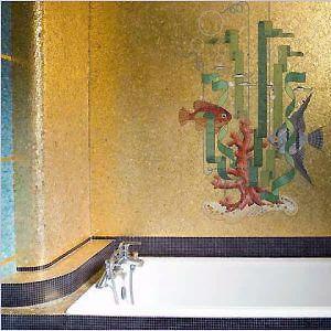 Salle de bain art-deco 1930 d\'isidore odorico | Archi | Pinterest ...