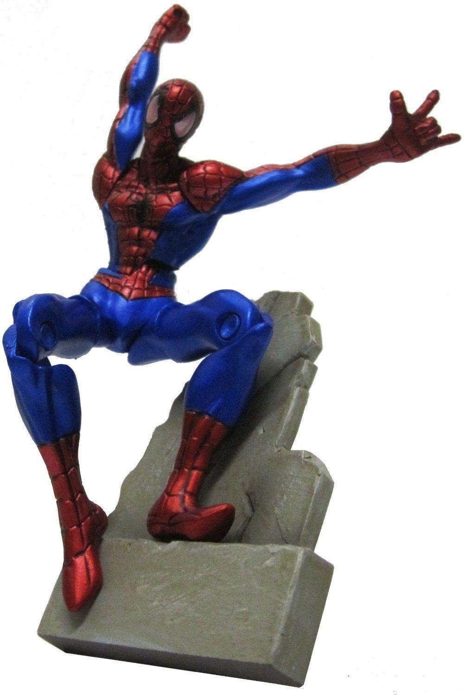 Spider-Man 2 Movie Head Knocker Bobble Head NECA 2004