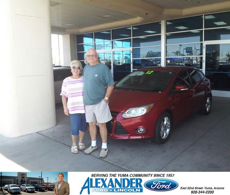 Happybirthday To Robert Rickert From Everyone At Bill Alexander Ford Lincoln Ford New Cars Lincoln