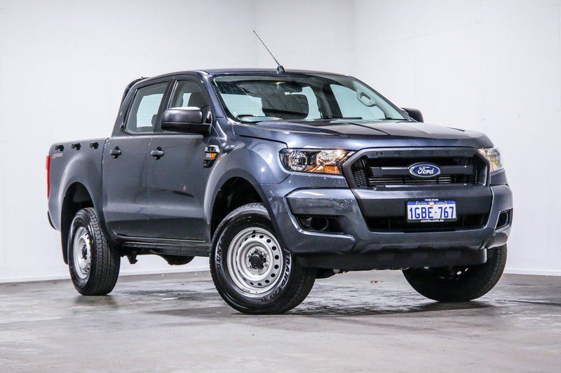 Ford Ranger Xl Px Mkii Xl Hi Rider Utility Double Cab 4dr Spts