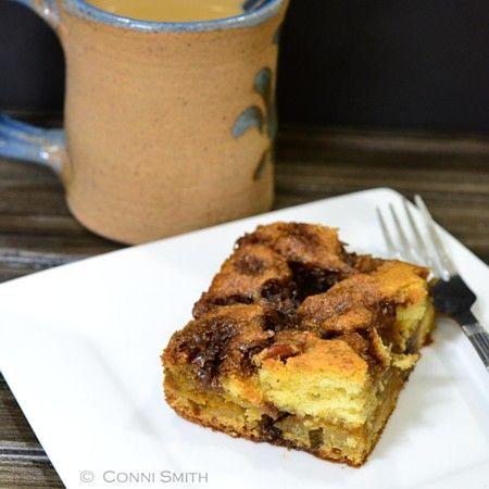 Pumpkin Coffee Cake recipe - Foodista.com