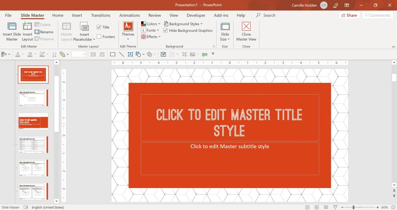 The Surprising How To Create A Powerpoint Template Step By Step Within Powerpoint Presentation Templates Powerpoint Templates Powerpoint Background Templates