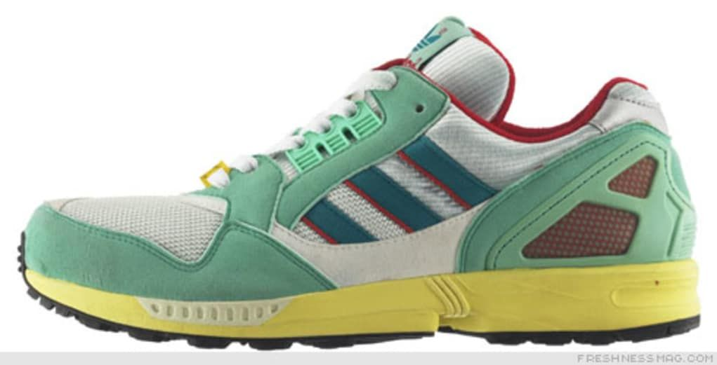 Freshness Feature: adidas ZX Family Archive Schoenen