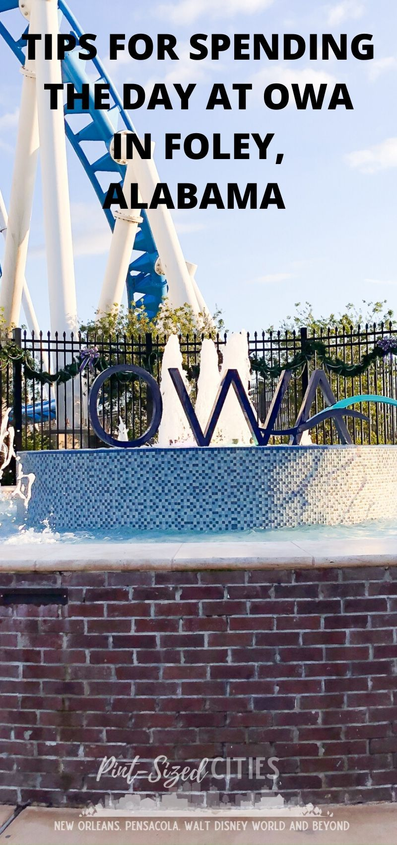 Spend the Day At OWA in 2020 | Foley alabama, Thrill ride, Park