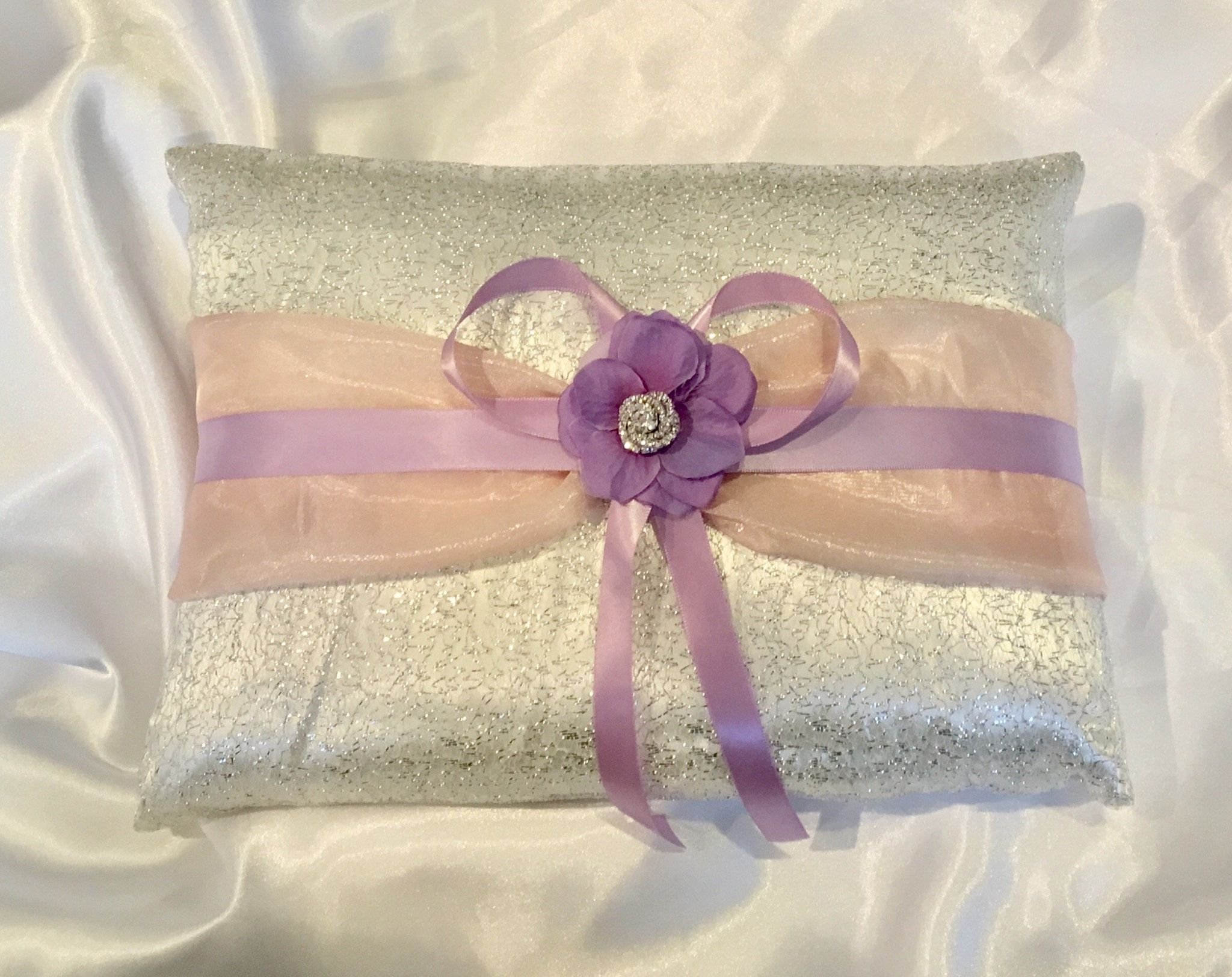 sweet sixteen quinceanera set kneeling shoe pillow white or ivory