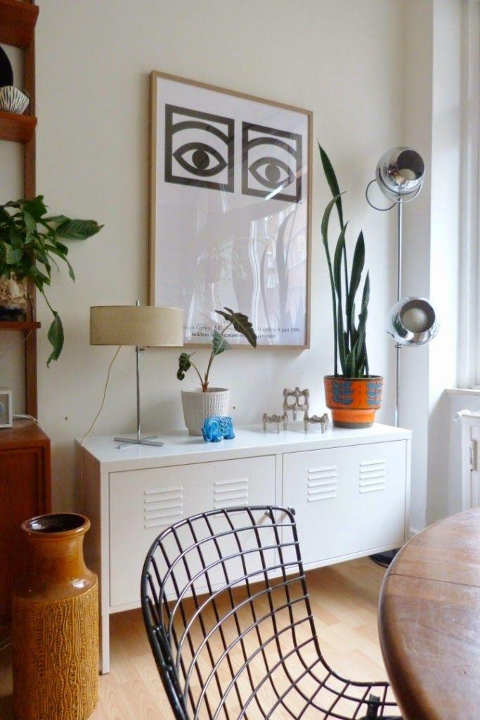 Armario Exterior ~ Aparador Ikea blanco Deco Pinterest Aparadores, Ikea y Blanco