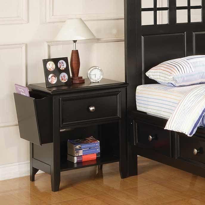 1 Drawer Nightstand | Nebraska furniture mart, Kids nightstand
