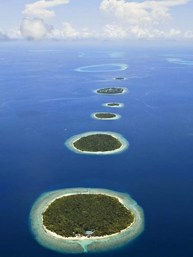 Little Islands.
