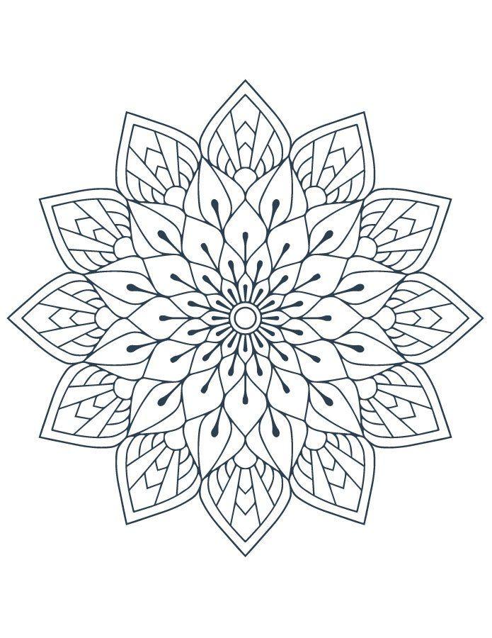 Coloriage mandala artherapie imprimer gratuit mandala mandala drawing mandala mandala - Madala a imprimer ...