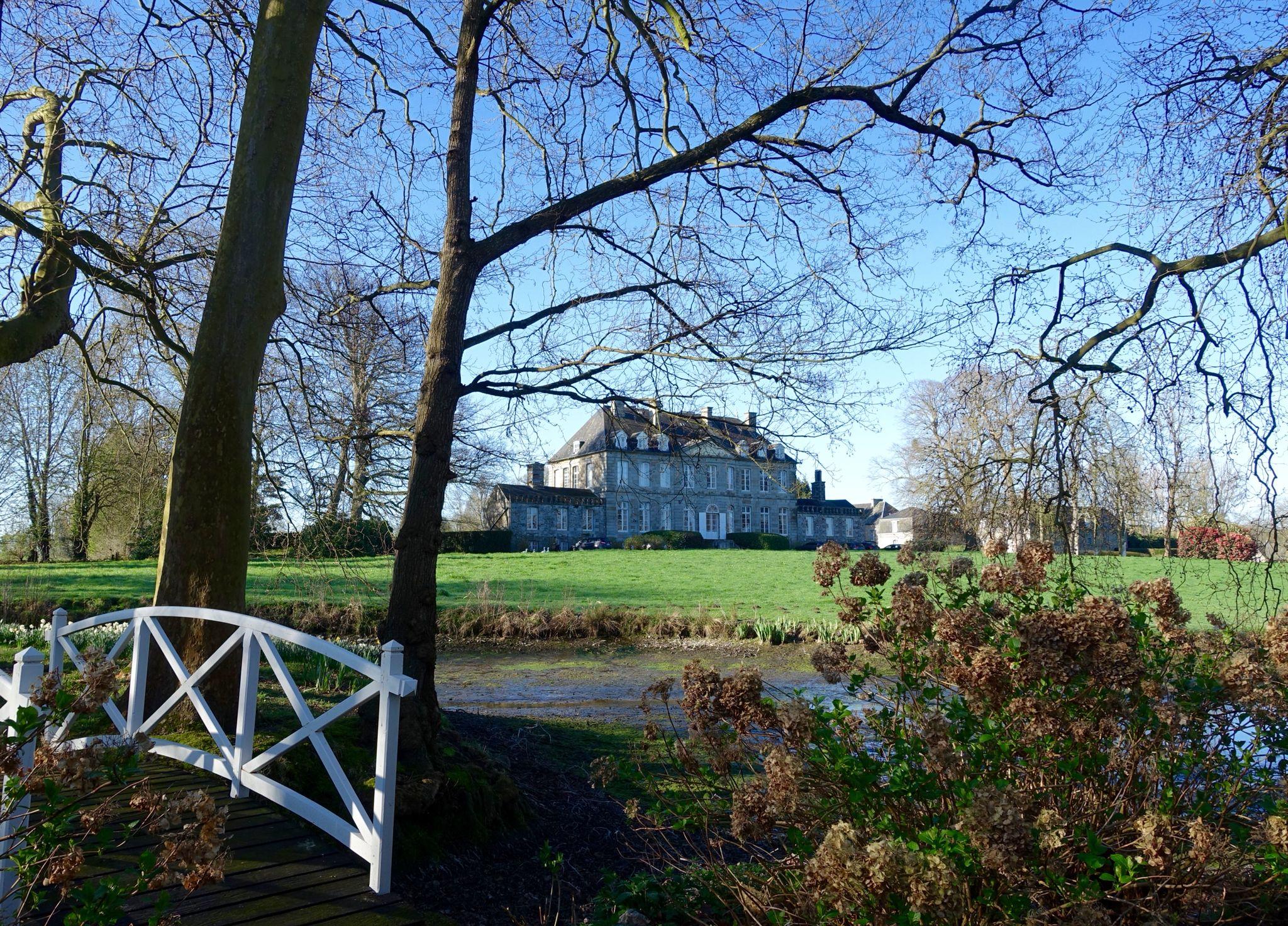Chateau de Boucéel, Normandy