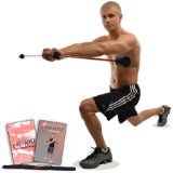 Total Bar Exercise Bar For Core Upper Body And Rotator Cuff Injury Http Tonyshealthandfitness Com Total B Bar Workout Bar Exercises Exercise Bar Workout