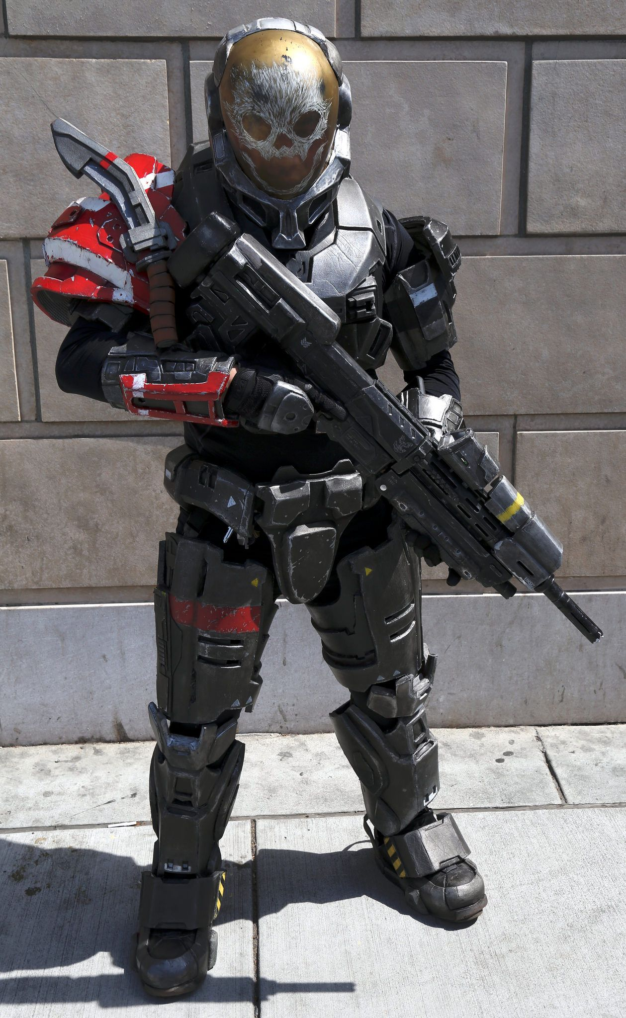 Emile-A239, as seen in the video game Halo: Reach | 2016 ...