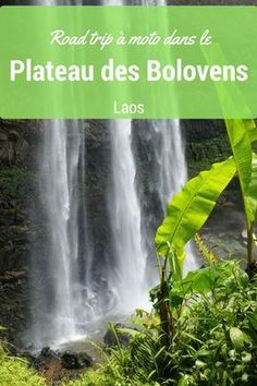 Balade à moto au Laos : à la découverte du Plateau des Bolovens