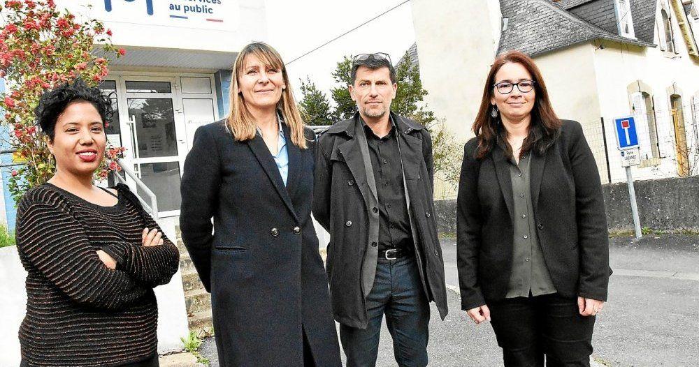 La Maison de services au public de Châteaulin organise son