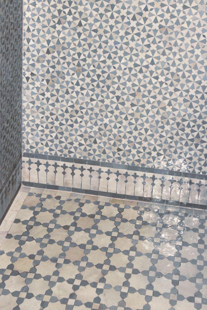 Zanar 1 17 Mosaic House Islamic Tiles Beautiful Tile