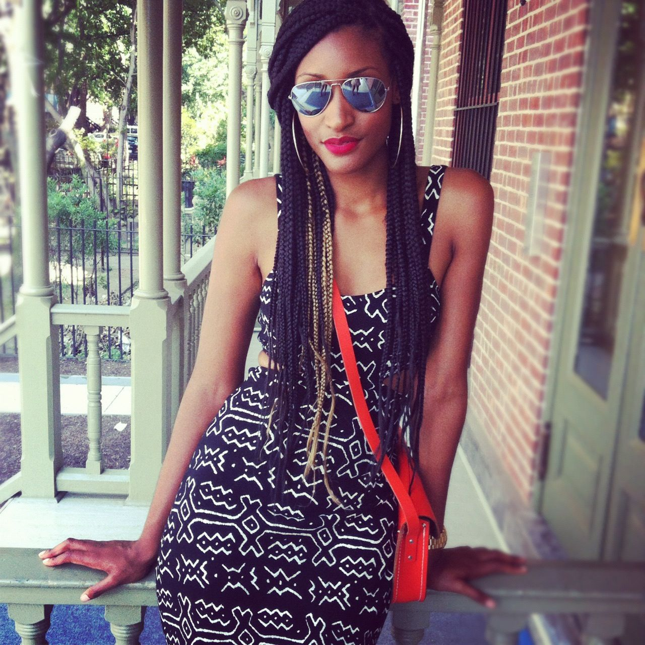 boho box braids boho box braid review hair pinterest