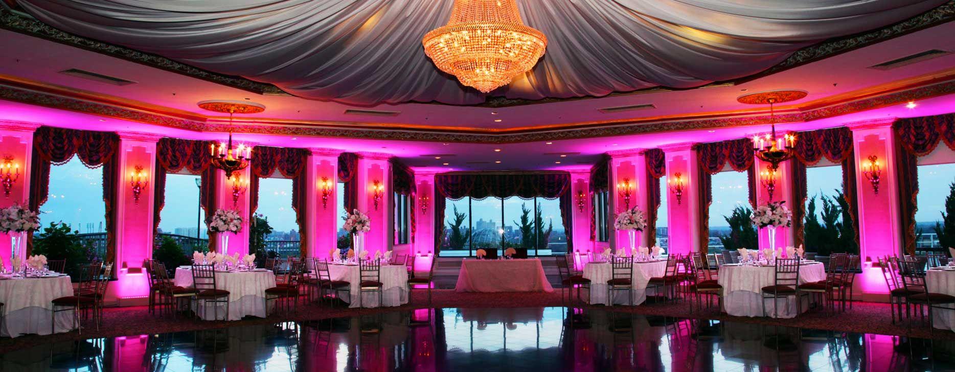 Rooftop Penthouse Indian Wedding Venue Wedding Venues Ny Wedding Venues