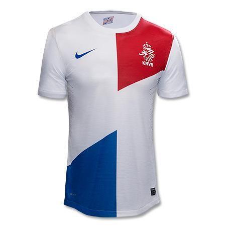 Camiseta de Holanda 2013-2014 Visitante  3ba39b51edb