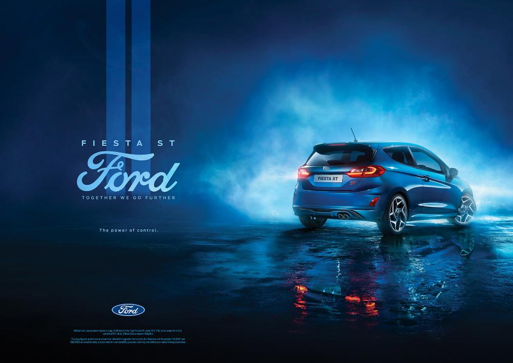 Ford Fiesta Handling Pack
