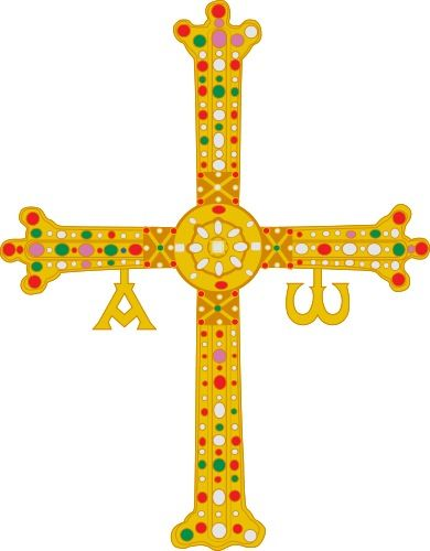 Cruz De La Victoria Asturias Spain I Want This As A Tattoo Since