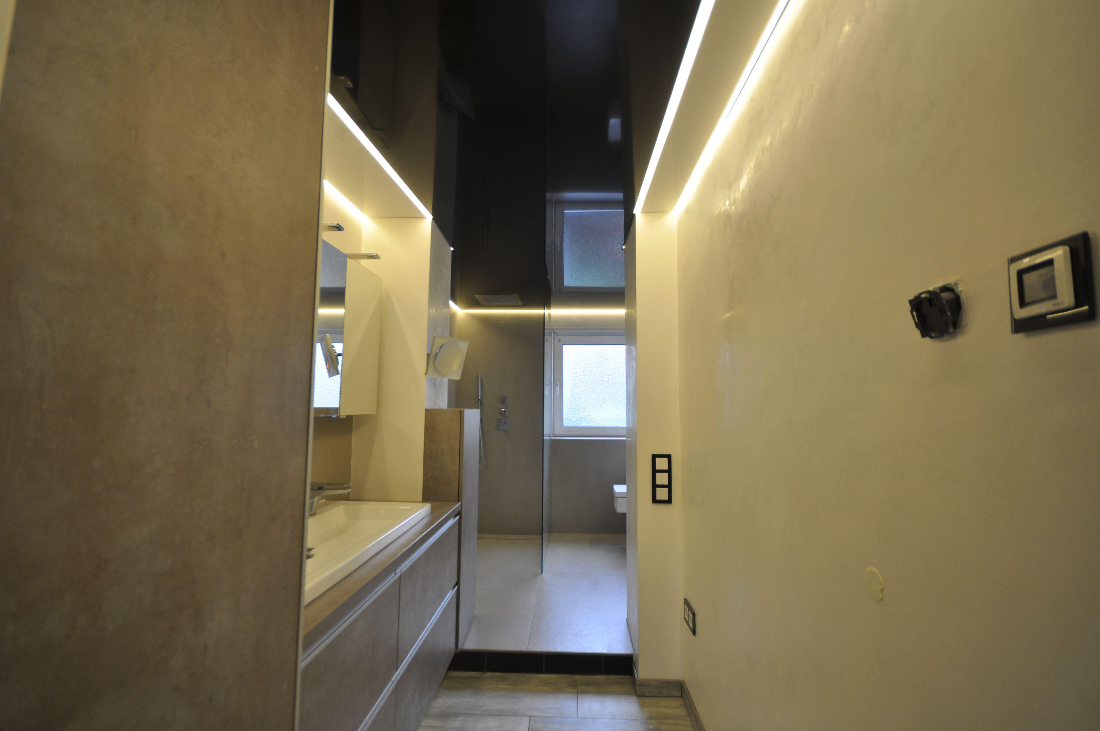 Badezimmer In 2020 Beleuchtung Badezimmer Spanndecken