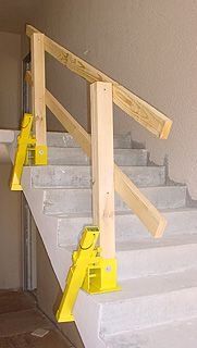 Best Versishield® Guardrail Stair Rail Clamping System 400 x 300