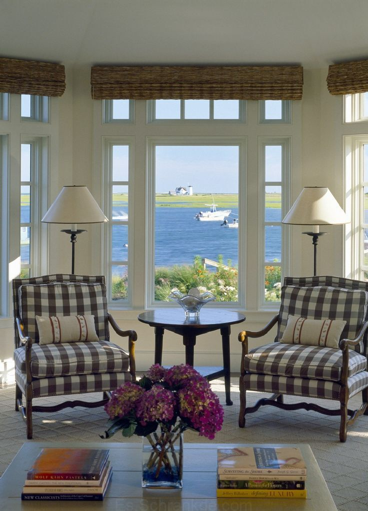 Best Cape Cod Living Room Design and Style (60 Photos ...