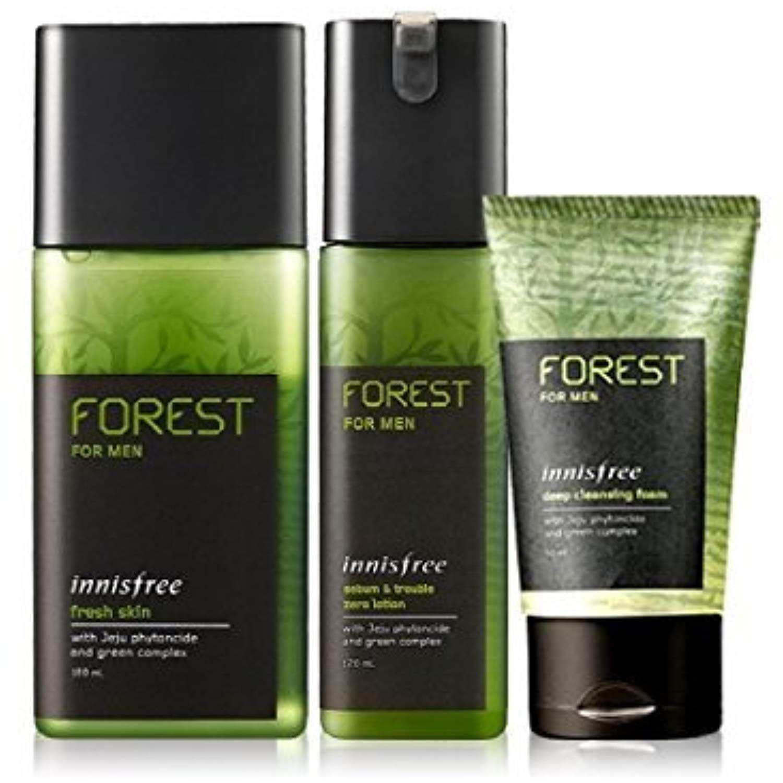 KOREAN COSMETICS, Innisfree, Forest for men grooming set
