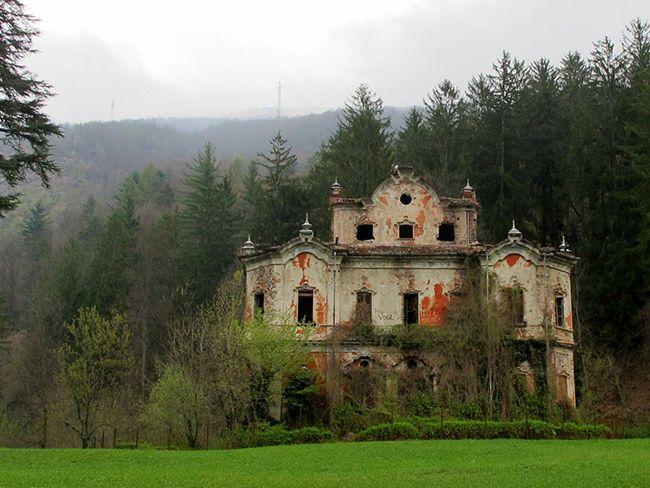 Italia está regalando 103 castillos, ¿quieres alguno?