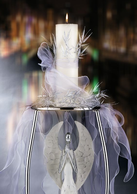 6f37ea4ddb19 Λαμπάδες Γάμου Angel - Είδη γάμου   βάπτισης