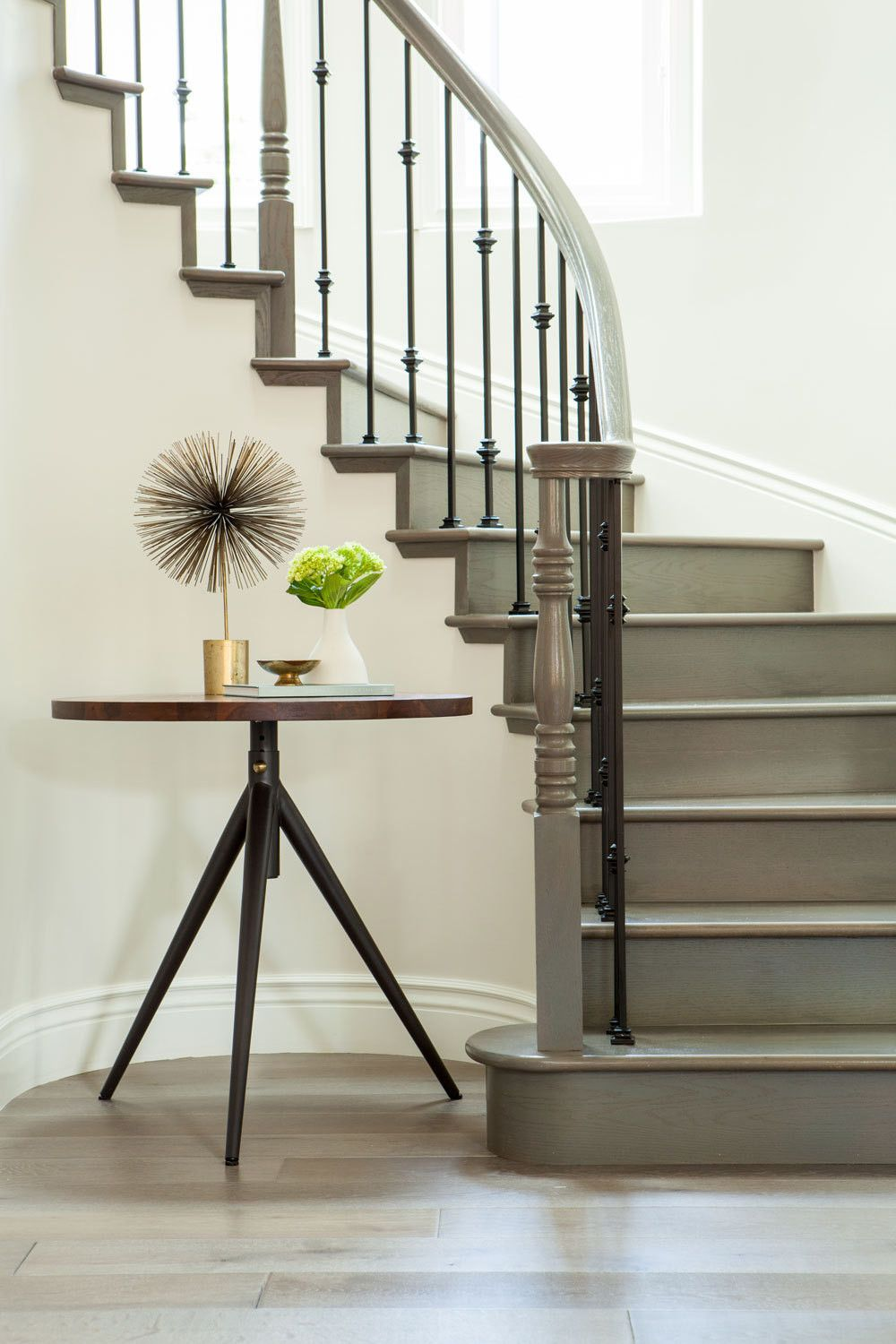 Best Going Green In Silicon Valley Curved Staircase Wrought 640 x 480