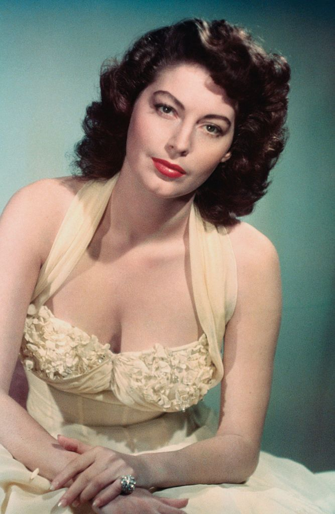 The Life of Film Star Ava Gardner in Photos