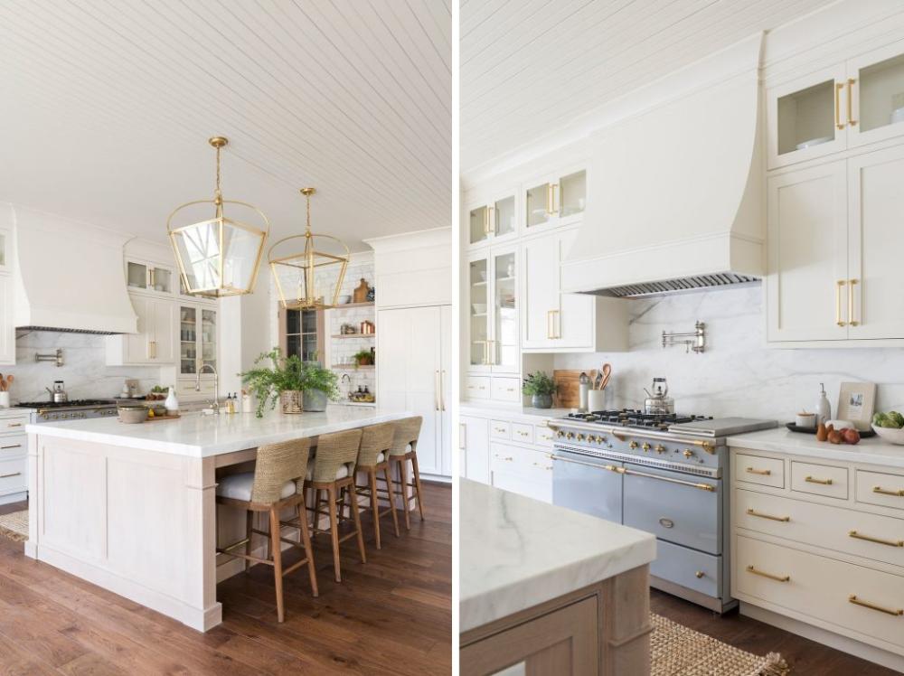 Kuchnia W Amerykanskim Stylu Jak Urzadzic Learning From Hollywood Home Home Decor Kitchen