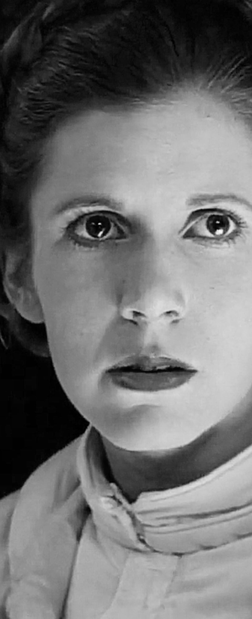 Star Wars Empire Strikes - Carrie Fisher