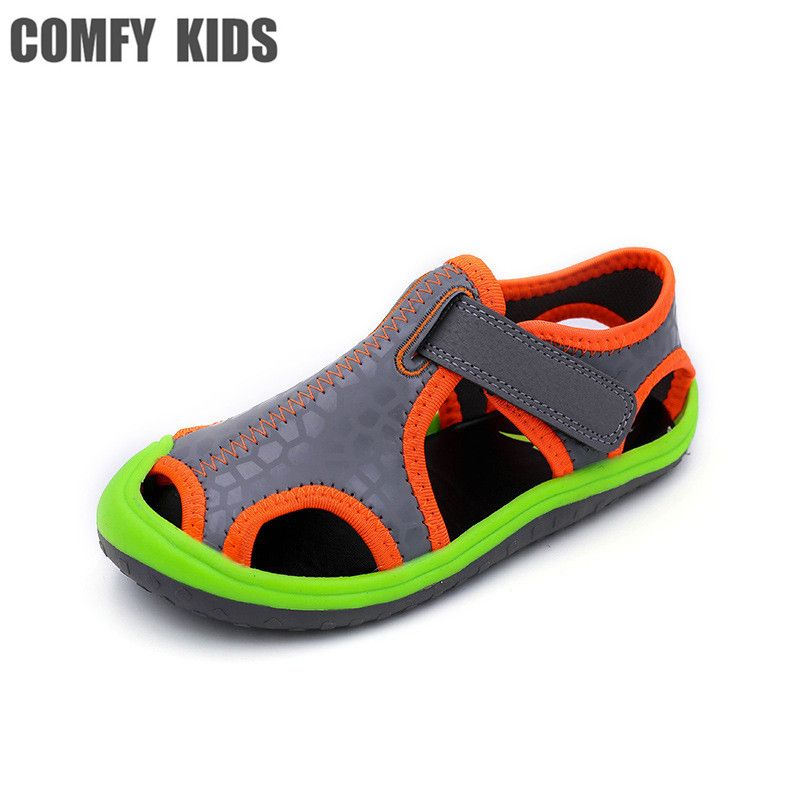 Comfy Kids New Arrivals Outdoor Beach Child Boys Sandals Swiftwater Shoes Easy On Flat With Fashion Boys Kids San Kids Sandals Kids Fashion Boy Childrens Shoes