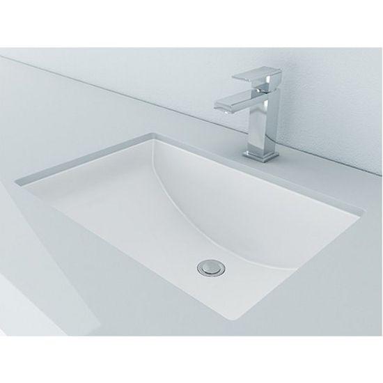 this vitreous china bathroom sink by cantrio koncepts has an rh pinterest com