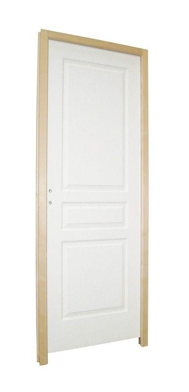 Bloc porte postform pro porte d 39 int rieur portes for Porte 5 panneaux shaker