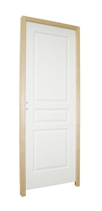 Bloc porte postform pro porte d 39 int rieur portes for Castorama bloc porte