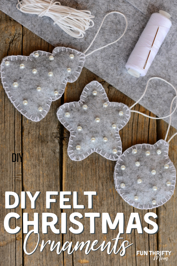 Photo of DIY Easy Felt Christmas Ornaments – Fun Thrifty Mom