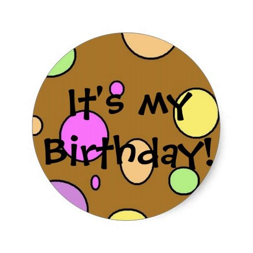 It's My Birthday! Stickers today price drop and special promotion. Get The best buyThis Deals          	It's My Birthday! Stickers today easy to Shops & Purchase Online - transferred directly secure and trusted checkout...