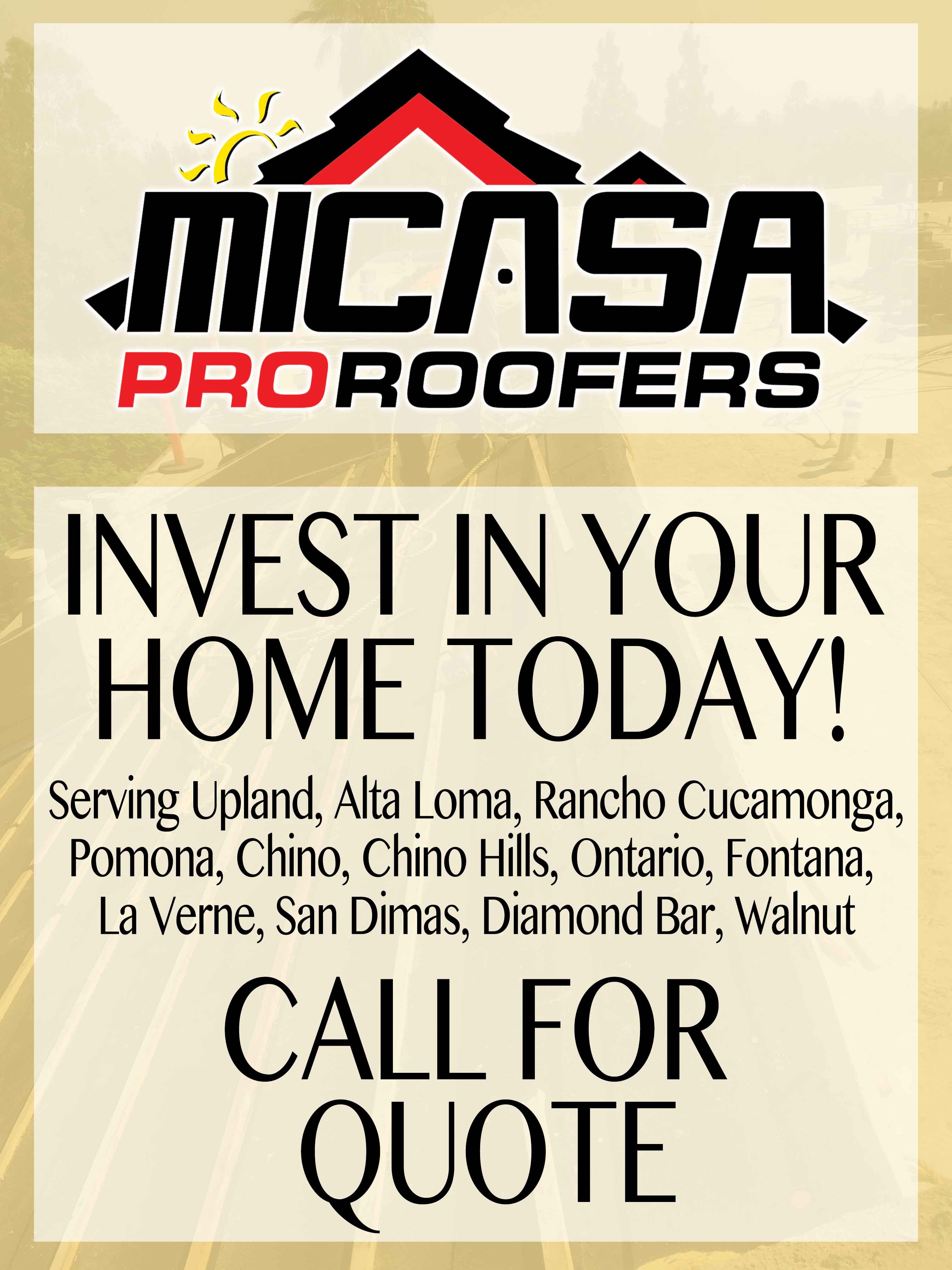 Pin by Micasa Roofing on Micasa Pro Roofers Work Photos