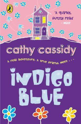 Indigo Blue, Cathy Cassidy   Novels   Books, Books to read, Book