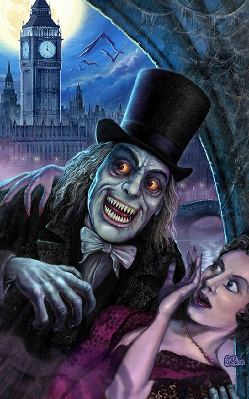 London after midnight in 2020 classic horror movies