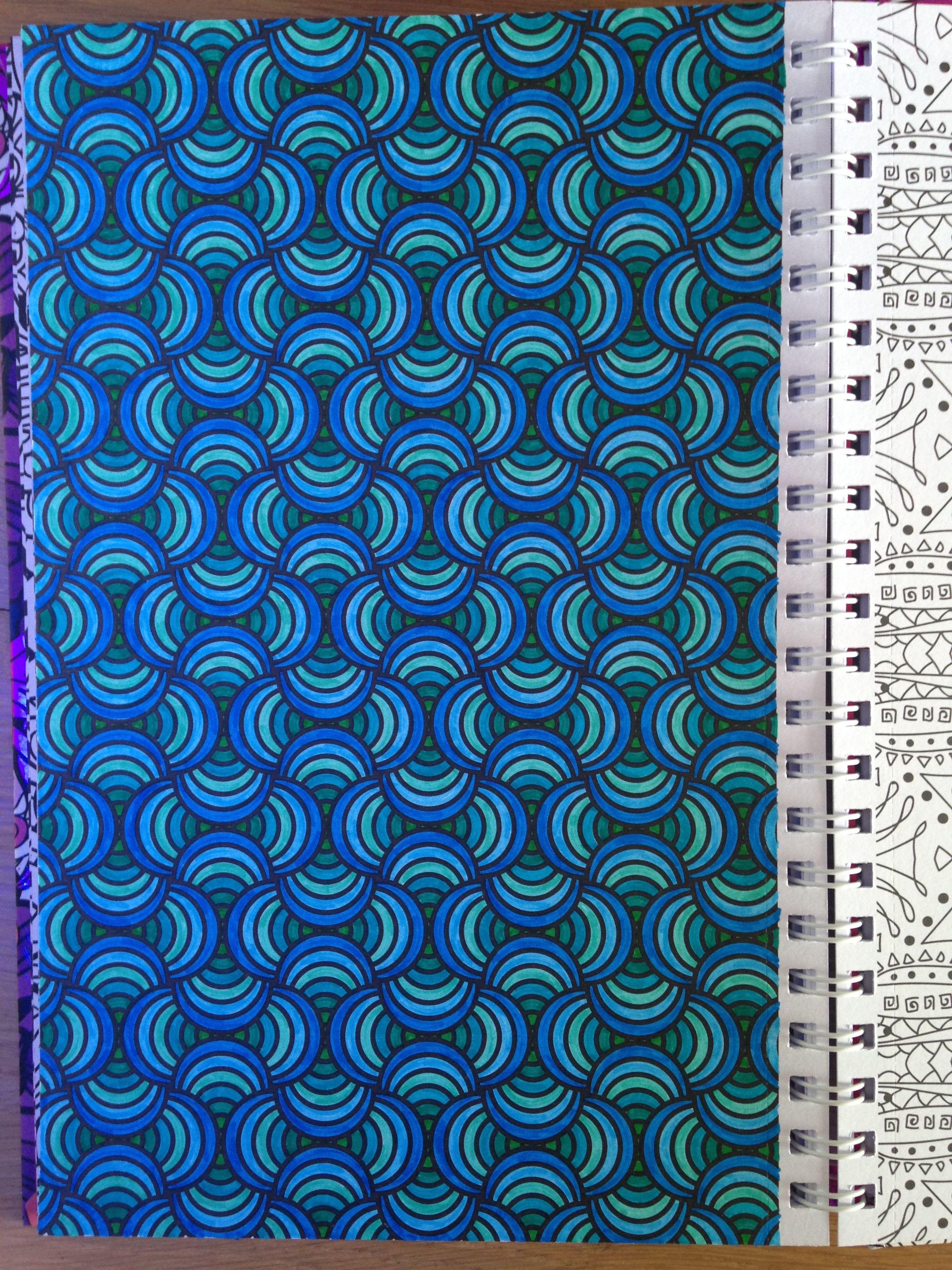 Het enige echte luxe kleurboek voor volwassenen - Kimberley