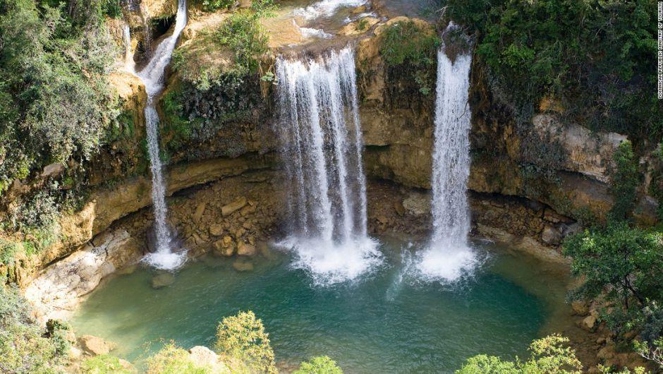 Los 20 lugares más hermosos en República Dominicana   CNNEspañol.com cnnespanol.cnn.com940 × 530Buscar por imagen Los Haitises - El bosque protegido de Los Haitises tiene un camino de acceso limitado.  isla saona republica dominicana fotos - Buscar con Google