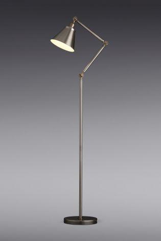Bourton Task Floor Lamp From The